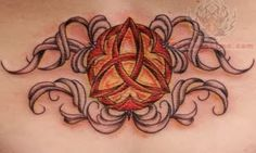 Pagan Tattoos Pictures and Images:  Page 4