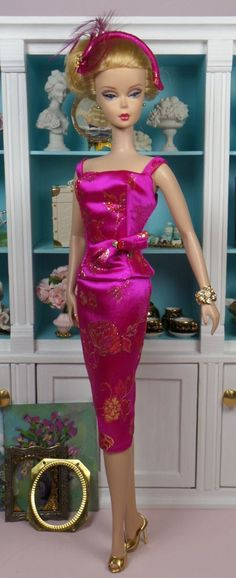 Pink Dynasty   Matisse Fashions and Doll Patterns