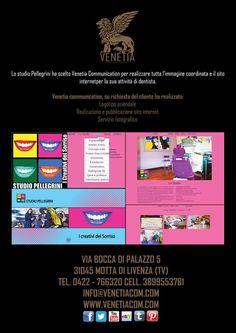 Lo Studio Pellegrini ha scelto Venetia Communication per le sue Consulenze, Immagine e Comunicazione