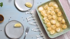 Cooking scallops is fast and easy, which is why this baked sea scallops recipe is a standard in our house. Just toss the scallops with butter and seasonings, top with bread crumbs and bake. This baked scallops recipe tastes great with pasta. Baked Scallops Recipe Healthy, Breaded Scallops Recipe, Shrimp And Scallop Recipes, Easy Scallop Recipes, Recipes For Scallops, Fish Recipes, Seafood Recipes, Baking Recipes, Dinner Recipes