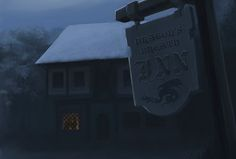 What sort of clientele frequent this pub? Find out in The Fire Demon: Deadly Trails. Coming soon!