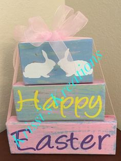 Can make these for every holiday. Easter Crafts, Holiday Crafts, Crafts For Kids, Arts And Crafts, Easter Decor, Easter Ideas, Pallet Crafts, Pallet Art, Wood Crafts