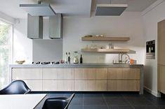 Schröder fenix eiland keuken showroom van wanrooij stan
