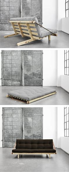 Jump can be configured to hide or show various aspects of its construction or rearranged to alter the way the cushions are displayed. Daybed, Cushions, Flat, Sofa Bed, Bass, Throw Pillows, Outdoor Daybed, Cushion, Pillows