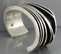 ...they just don't make them like this...some call this a bracelet...I call it Sterling Silver Wrist Elegance...