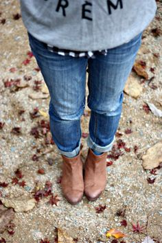 Blog Collab: Ankle Boots