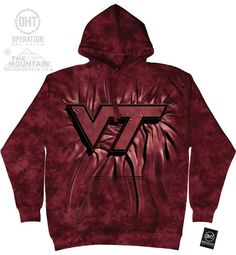 Virginia Tech - Hoodie - 2XL
