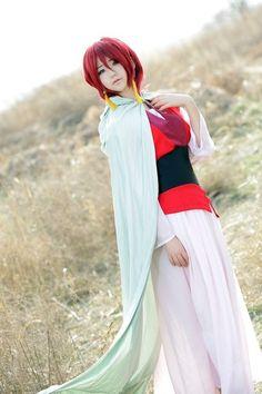 akatsuki no yona cosplay -