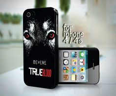 True Blood Be Were design for iPhone 4 or 4s case