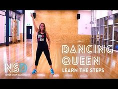 Dance Workout Videos, One Song Workouts, Workout Songs, Toning Workouts, Dance Videos, Cardio Dance, Fun Workouts, Line Dance, Line Dancing Steps