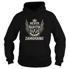 nice ZAMORANO Gifts - It's a ZAMORANO Thing, You Wouldn't Understand Hoodies T-Shirts