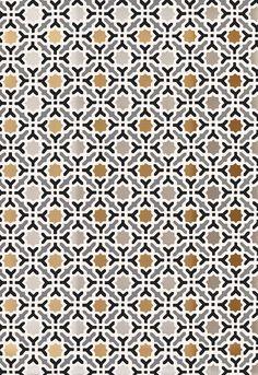 Serallo Mosaic in Mica, 5005971.  http://www.fschumacher.com/search/ProductDetail.aspx?sku=5005971  #Schumacher