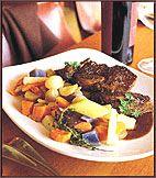 Braised Short Ribs with Whole Grain Mustard Recipe from Food & Wine- Thomas Keller