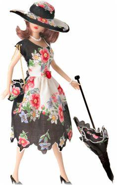 barbie - hankie couture
