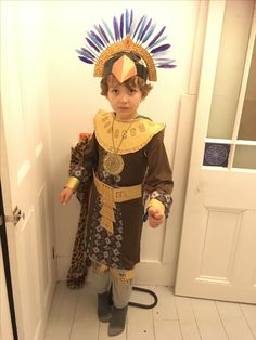 DIY Mayan Costume for Kids by outsmart-learning  sc 1 st  Pinterest & DIY Aztec Mayan Costume 2017 | DIY projects | Pinterest | Aztec ...