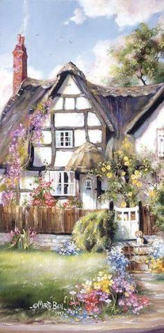 'Rosebud Cottage'