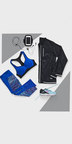 Always fly. Lace up and beat your personal best in style with the Under Armour Fly By Running Collection.