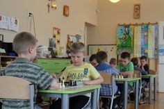 II Turniej Szachowy o Mistrzostwo Przedszkola Miejskiego Nr Świdnica,