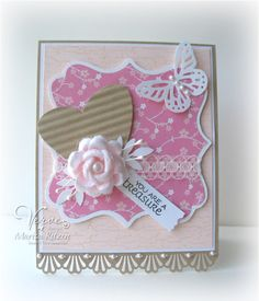 You Are A Treasure by whiterockmama - Cards and Paper Crafts at Splitcoaststampers