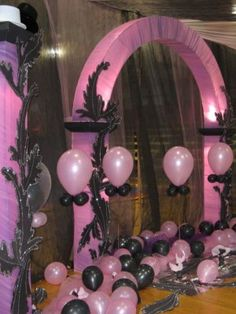 Image Detail for - Prom Decorations Photos | Prom dress picture