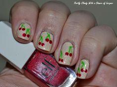 Week 38 - Fruit/Veggies - Cherries