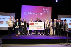 Filmteractive Market 2014 jury members and participants