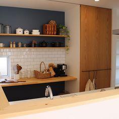 「タイル キッチン」の画像検索結果