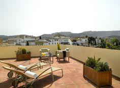 #habitacion  #terraza #noches #magicas #parador de #ronda #amor #vistas #privado