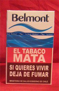 entre muchos de ellos, son consumidores de Tabaco(Cigarrilios), esté entre los mas comunes