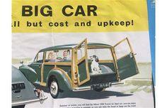 Morris Traveller, Morris Minor, Cars, Autos, Car, Automobile, Trucks