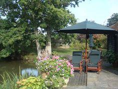 Quarterdeck Cottage near Biddenden, perfect for couples!