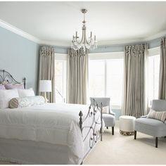 Bay Window Summer Shower Benjamin Moore Google Search Guest Bedroom Colors Dining Room
