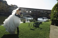 Tammin Sursok and Sean McEwen, Florence, Italy Protestant wedding in Florence, Tuscany