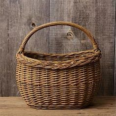 Oval Baskets Set of 2 #baskets #ovalbaskets #countrydecor #juliescountrycloset #homeaccents