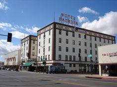 Hotel Gadsden, Douglas Arizona.