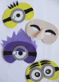 Resultado de imagem para mascara de minion