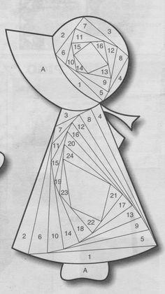 Patrons Iris folding Hobby - Nerina De - Picasa Webalbumok: Plus Patchwork Quilting, Paper Pieced Quilt Patterns, Patchwork Patterns, Quilt Block Patterns, Iris Folding Templates, Iris Paper Folding, Iris Folding Pattern, Quilling Patterns, Quilling Designs