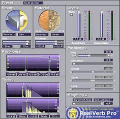 / Apollo Plug-In Bundles Explained RealVerb Pro Custom Room Modeler Plug-In from Universal Audio Virtual Studio, Music Software, Sound Studio, Studio Equipment, Audio Room, Audio Music, Recording Studio, Plugs, Music Production