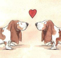 Basset Love
