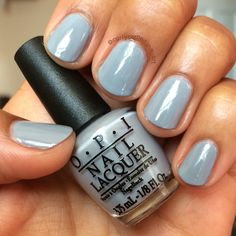 OPI Cement the Deal (February 2015 Fifty Shades of Grey collection)