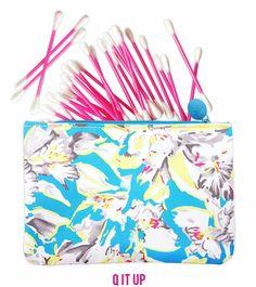 Flamingos + Fringe Blog IPSY GLAMBAG Fun ways to use your Glambag!