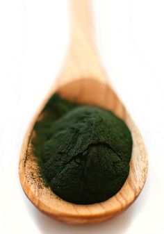 Mircoalgae ~ Although this isn't a food per se, it's great to add to your morning smoothie. Microaglae refers to super-food ocean-based plants such as spirulina, chorella, and blue-green algae.