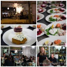 Taste of Christmas Plate -ilta 2015