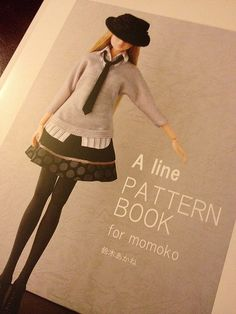 Momoko A line Pattern Book
