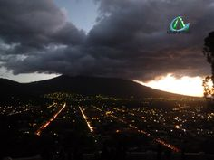 Panorámica de Antigua Guatemala desde Cerro La Cruz #viajes
