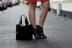Outfit | The Red Dress