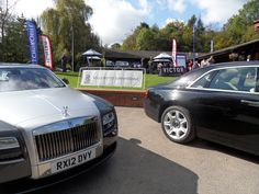Rolls-Royce Sunningdale proud sponsor of the annual West Wycombe Cup.