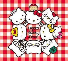 11月1日は、ハローキティのバースデー。オンラインショップではバースデーをお祝いするスペシャル企画やスタンプラリーを開催!みんなでキティをお祝いしよう。