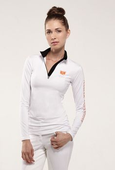 The Asmar Basic Compression Top is the ideal under layer for your daily equestrian wear. Sold at Halo Horses LLC, your premier equestrian boutique. Equestrian Boots, Equestrian Outfits, Equestrian Style, Equestrian Fashion, Riding Hats, Horse Riding, Riding Gear, Polo Tees, Polo Shirt