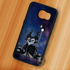 Stitchficent Lilo and Stitch Maleficent - Samsung Galaxy S7 S6 S5 Note 7 Cases & Covers
